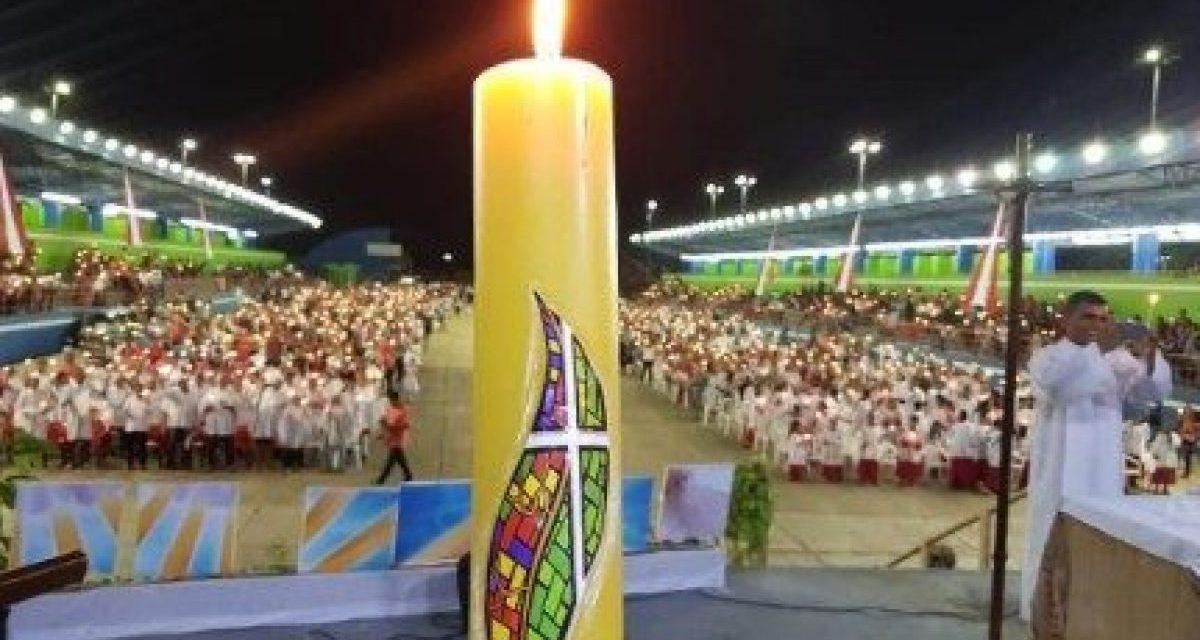 """Documento de Trabalho do Sínodo: """"Amazônia pede à Igreja que seja sua aliada""""."""
