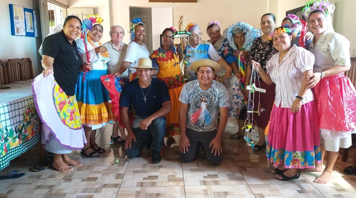 Coordenação Regional visita Núcleo da CRB Abaetetuba