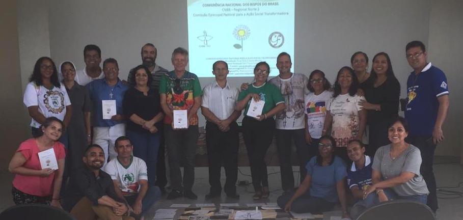 Fermentando a Paz chega na Arquidiocese de Belém
