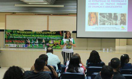 GALERIA DE FOTOS – Comissão Justiça e Paz no Workshop de Direitos Humanos de Crianças e Adolescentes