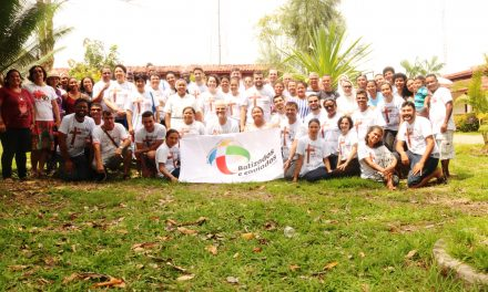 Religiosos de todo o Brasil congregados em Missão na Prelazia do Marajó