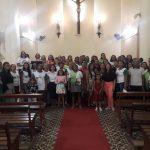 Pastoral da Criança realiza Espiritualidade em Curralinho