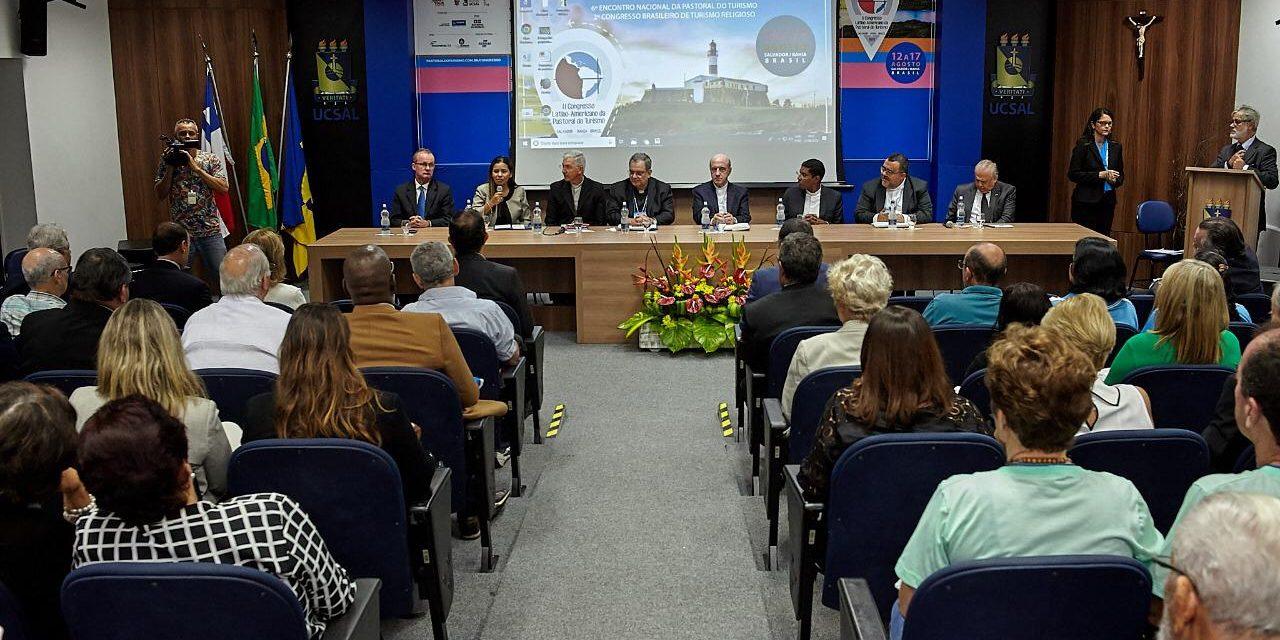 Pastoral do Turismo realiza Congresso Latino-Americano em Salvador
