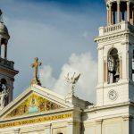 Universitários celebram Missa na Basílica Santuário de Nazaré