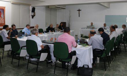 Bispos da Amazônia estudam documento sinodal em Belém