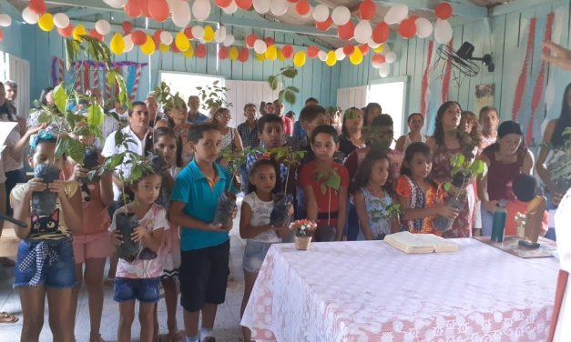Brasil Novo celebra São Mateus e concretiza solidariedade com a Casa Comum