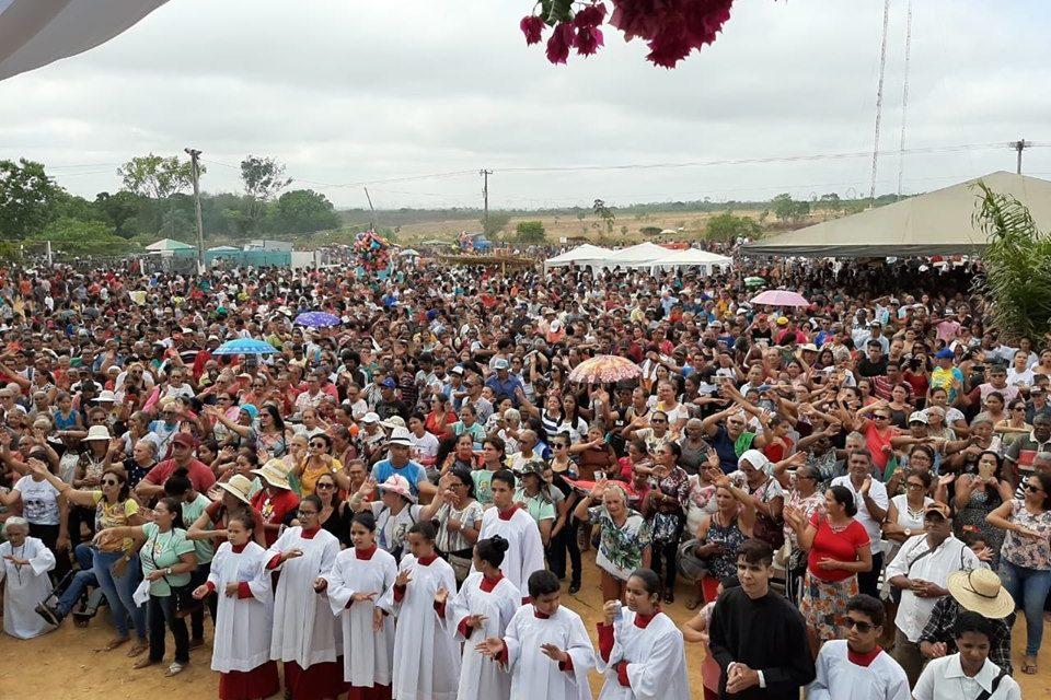 Diocese de Marabá realizou a Romaria da Libertação em Goianésia do Pará