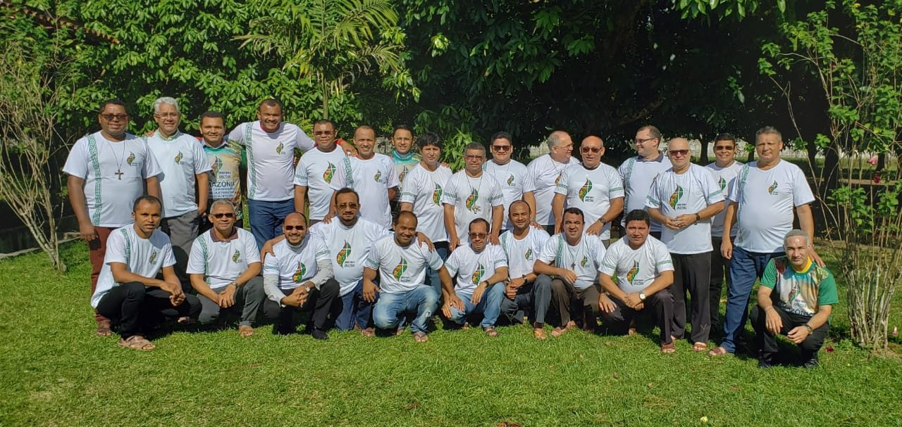 Padres de Cametá finalizam retiro com mensagem de apoio ao Sínodo para a Amazônia