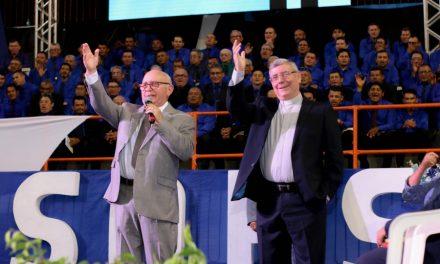 Bispo de Bragança participa de Congresso das Missões da Assembleia de Deus
