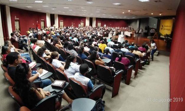 Diocese de Marabá congregou 400 pessoas em Simpósio Mariano