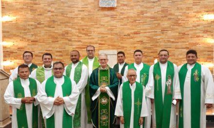 Comissão Regional de Presbíteros realizou encontro em Macapá