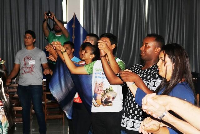 Encontro reúne assessores da Pastoral Juvenil do Regional Norte 2, em Belém