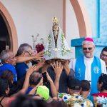 Afuá celebra Círio com a presença da Imagem Peregrina de Nossa Senhora de Nazaré