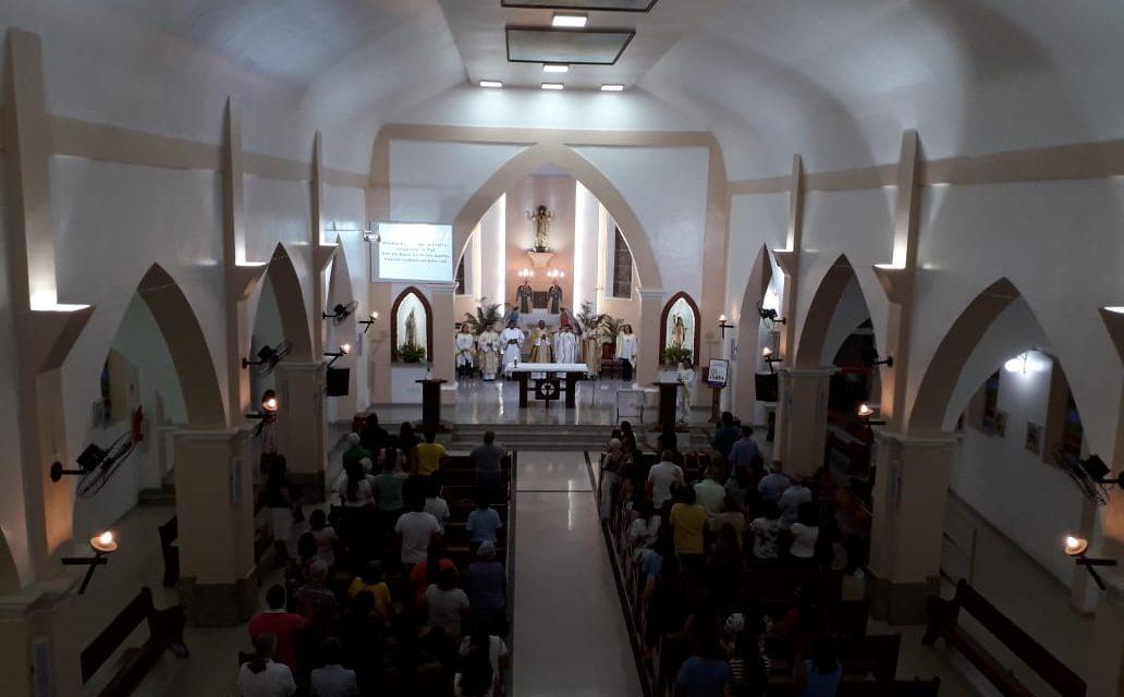Em Altamira, Missa celebra 108 anos de criação do município e a elevação da Prelazia do Xingu à Diocese