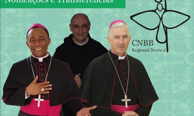 Papa Francisco eleva Santarém à Arquidiocese, Xingu à Diocese e cria Prelazia com sede em Tucumã