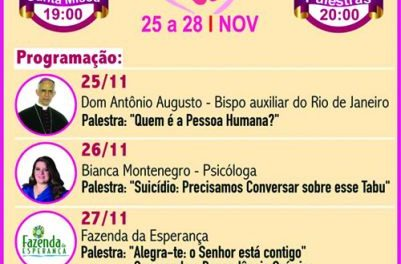 Pastoral Familiar na Arquidiocese de Belém realiza Semana da Vida