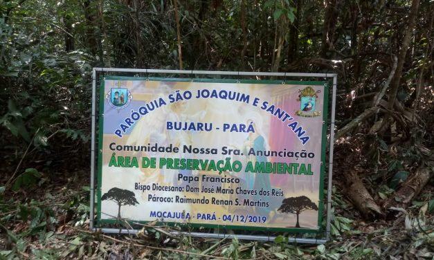 """""""Papa Francisco"""" dá nome à Área de Preservação Ambiental em Bujaru"""