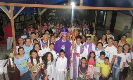 Visitas Missionárias dinamizam a vida da Igreja em Belém