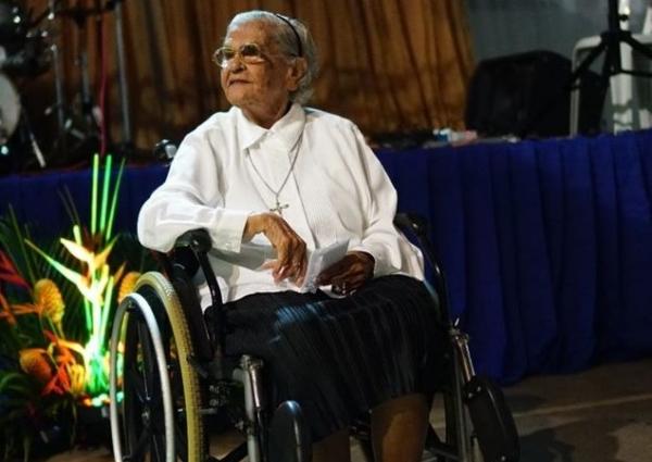 Morre em Bragança a cofundadora das Missionárias de Santa Teresinha