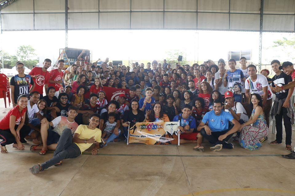 Diocese de Marabá festeja Dia Nacional da Juventude