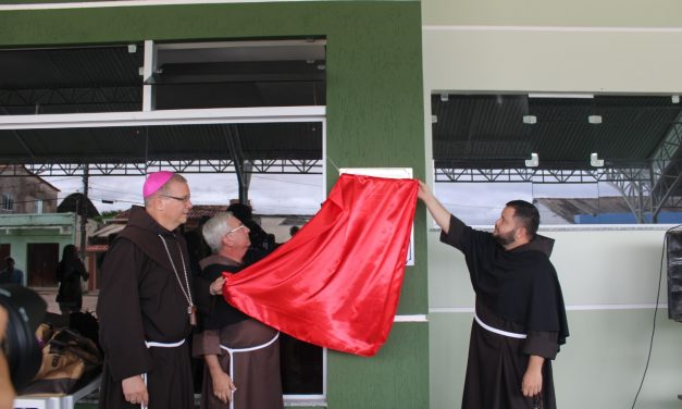 Hospital Dom Floriano na Providência de Deus, em Óbidos, tem primeira fase inaugurada com entrega de equipamentos
