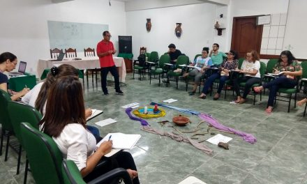CEBI Pará realiza formação para lideranças