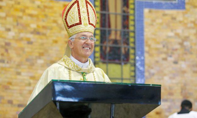 Arquidiocese de Santarém é instalada com posse do primeiro arcebispo, Dom Irineu Roman