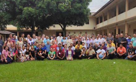 Diocese de Ponta de Pedras realiza Assembleia de Pastoral e tem novo diácono permanente