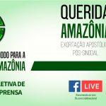 """CNBB esclarece detalhes da Exortação Apostólica """"Querida Amazônia"""""""