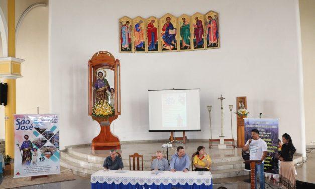 Festividade de São José, padroeiro do Amapá, destaca necessidade da missão nas famílias e nos ambientes urbanos