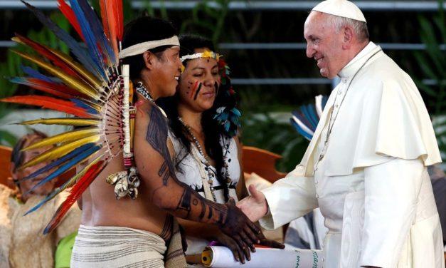 """É divulgada a Exortação Apostólica """"Querida Amazônia"""""""