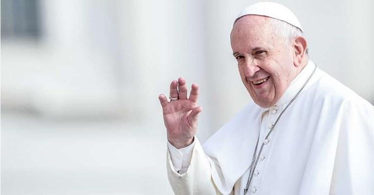 """Mensagem do Papa Francisco para a Quaresma 2020: """"Em nome de Cristo, suplicamo-vos: reconciliai-vos com Deus"""" (2 Cor 5, 20)."""
