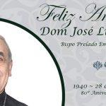 Dom Azcona completa 80 anos de vida