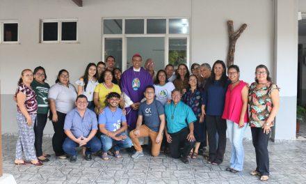 Dom Antônio de Assis preside primeira missa como secretário regional da CNBB Norte 2