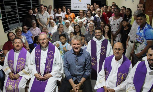 Casa de Missão dos Focolares é inaugurada na Diocese de Óbidos/PA