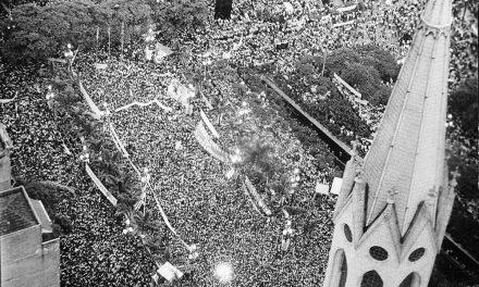 """Dom Walmor publica artigo """"Em defesa da Democracia"""" na Folha de São Paulo"""