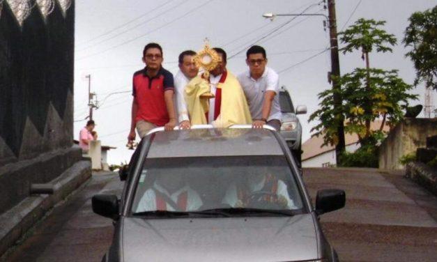 Domingo de Ramos na Diocese de Óbidos