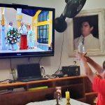 No Amapá, paróquias aderem às lives e famílias celebram Semana Santa em casa