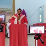 Pastoral da Comunicação desempenha importante serviço na celebração da Semana Santa na Diocese de Bragança/PA