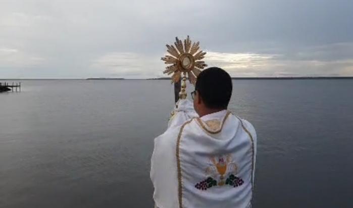 Semana Santa na Prelazia do Marajó/PA