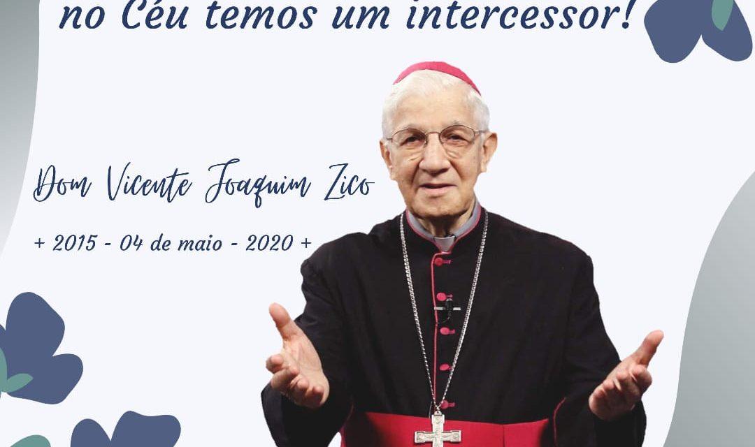 Cinco anos de falecimento de Dom Vicente Joaquim Zico