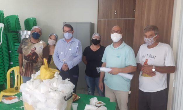 Diocese de Marabá ajuda pessoas mais vulneráveis
