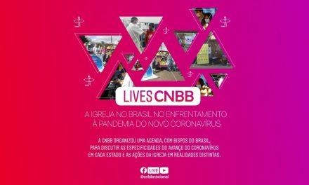 CNBB organiza lives com bispos do Brasil para discutir o enfrentamento ao Coronavírus