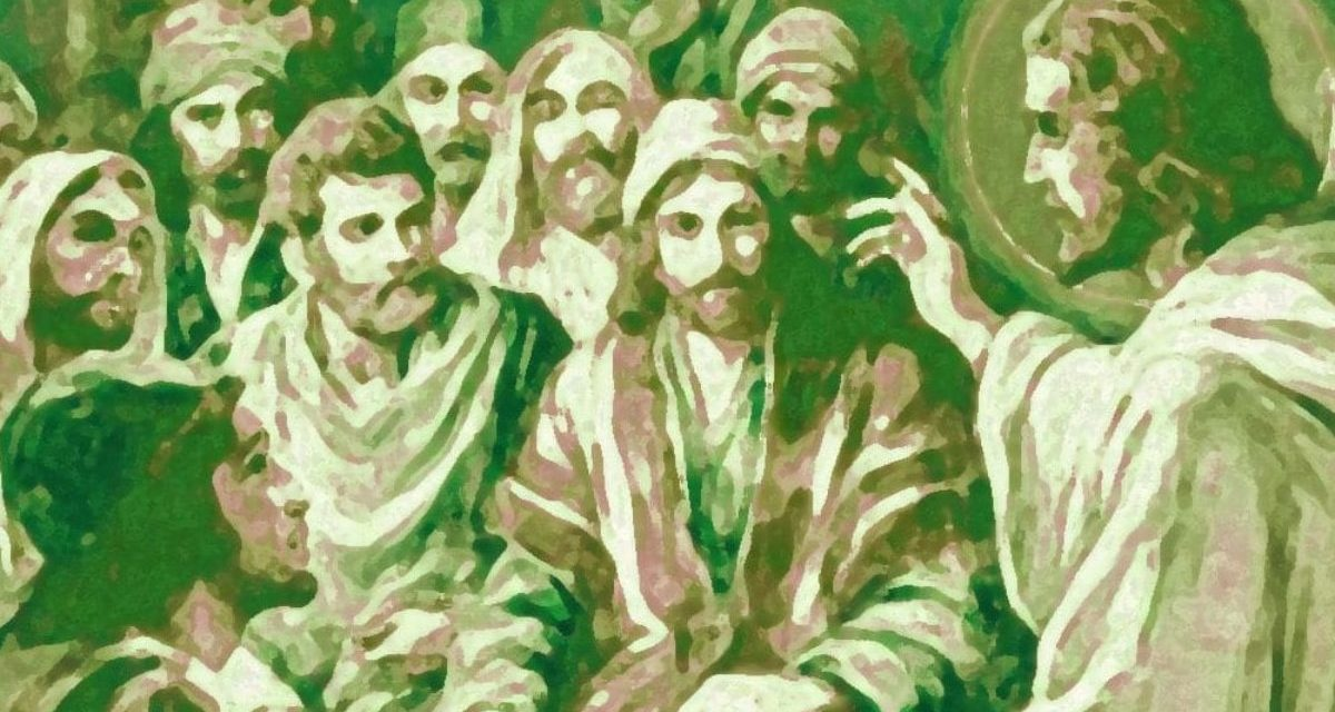 Celebrar em família o Dia do Senhor: baixe o roteiro para o 5º Domingo da Páscoa
