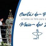 Papa Francisco escreve carta com orações a todos os fiéis para o mês de maio de 2020