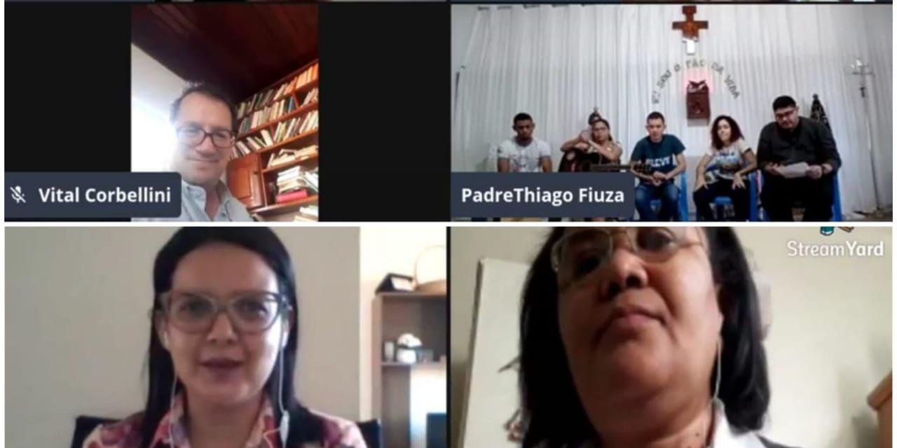 Encontro de Fé e Política e lançamento do Pacto Educativo Global na Diocese de Marabá