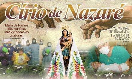 Círio de Nazaré em Macapá chama todos a valorizar e dignificar a vida