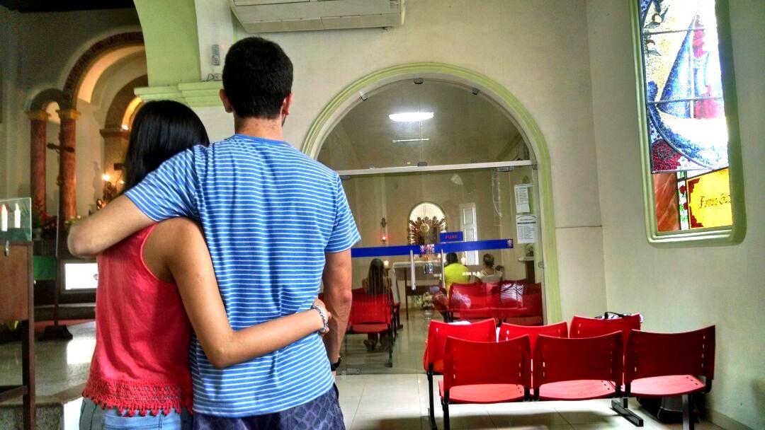 Artigo: A experiência do namoro: um caminho de amadurecimento