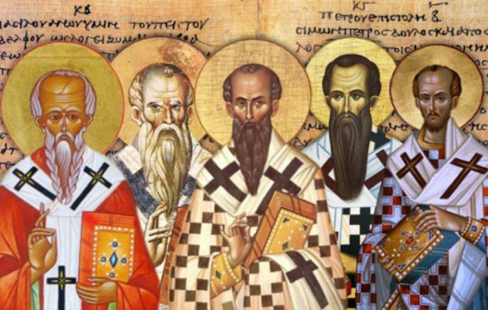 Artigo: A visão de pecado humano e da graça de Deus em alguns padres da Igreja