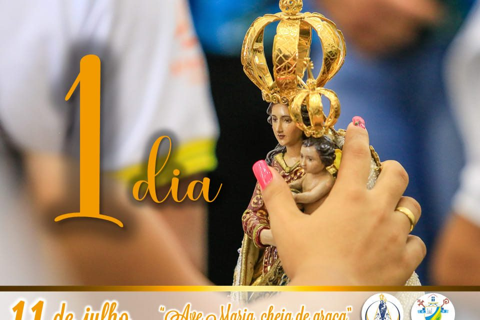 Imagem peregrina de N. Sra. de Nazaré visita Santarém neste sábado, 11 de julho